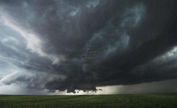 Tornadic supercell