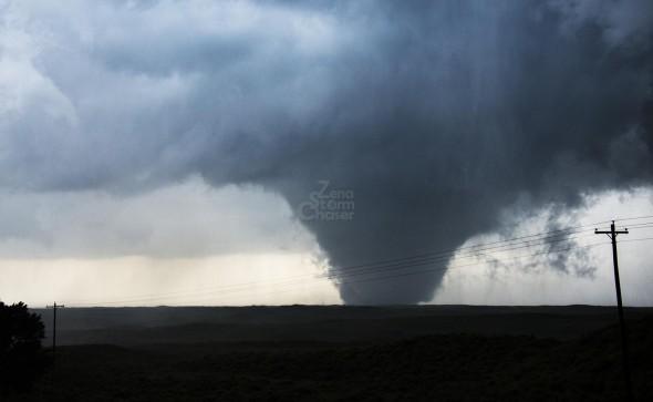 Spettacolari tornado